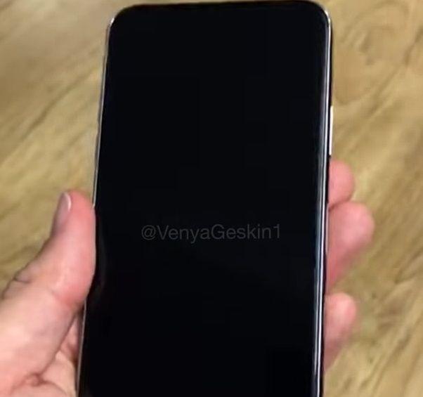 Primul video cu o clona iPhone 8! Informatiile de pana acum sunt confirmate