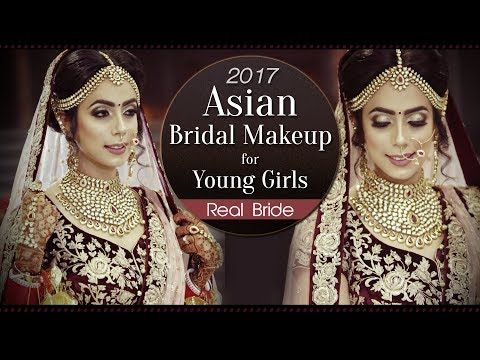 Bridal Makeup For Asian Brides | Bridal Makeup Tutorial | 2017 Wedding Season | Krushh By Konica http://makeup-project.ru/2017/07/10/bridal-makeup-for-asian-brides-bridal-makeup-tutorial-2017-wedding-season-krushh-by-konica/