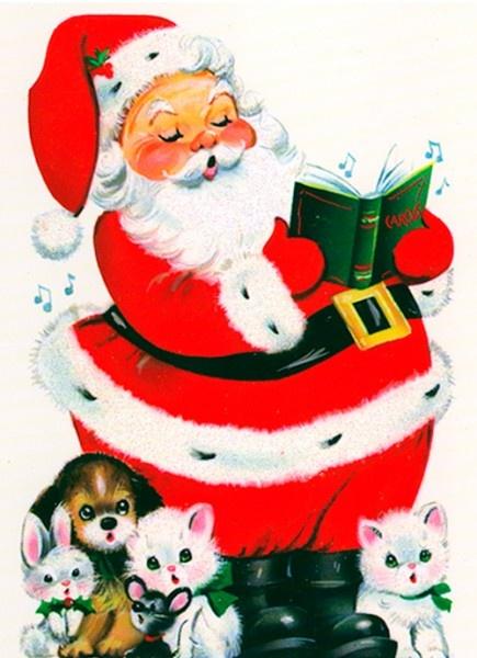 .: Christmas Cards, Vintage Christmas, Christmas Santa, Vintage Santa, Santa S, Christmas Vintage, Merry Christmas, Vintage Image