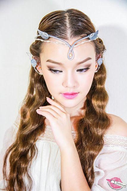 elf fairy makeup