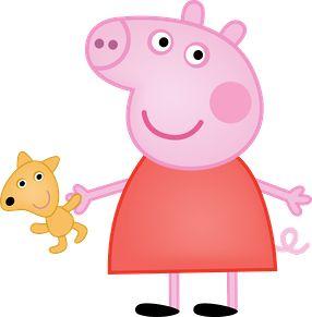 SCRAP PEPPA PIG - Carmen Ortega - Álbumes web de Picasa