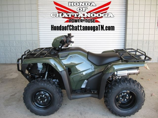 2014 Foreman 500 ES 4x4 ATV Sale At Honda Of Chattanooga / Your GA AL TN ATV  Dealer Offering Some Of The Lowest U0026 Best Honda Foreman 500 Sale Prices  Around. ...