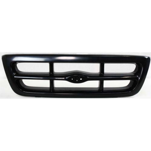 Ford Ranger Grille Ford Ranger 98-00 Grille, Painted-Black, 2wd (xl/xlt Models)…