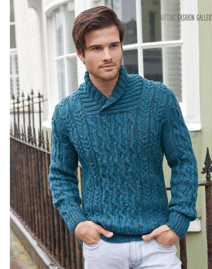 12 best Knitting Patterns for men images on Pinterest   Men's ...