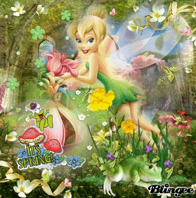 tinkerbell dating a boy fairy