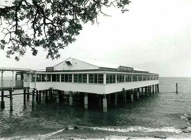 Fitzgerald's was badly damaged during Hurricane Georges, in 1998. It was not repaired and did not re-open. The restaurant and the camp no longer exists.