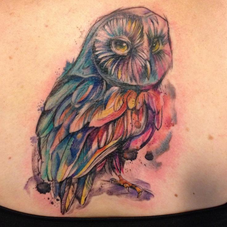 Kaleidoscope Tattoo #tattoo #ink