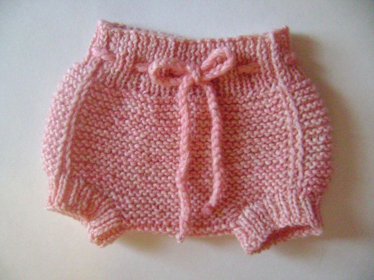 16 best Diaper Cover Knitting Pattern images on Pinterest | Baby ...