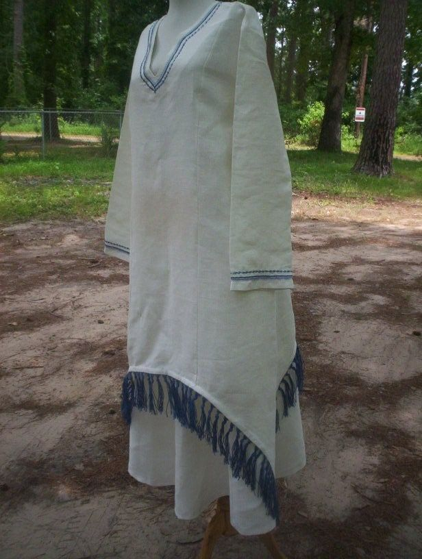 khawah Tunic Dress