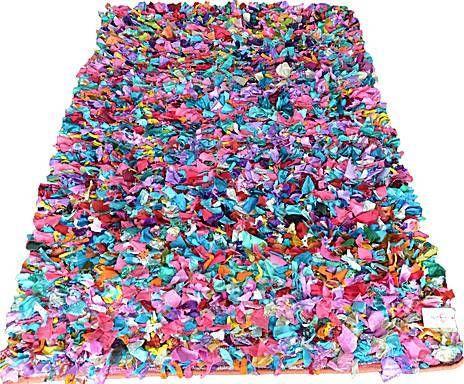 12 mejores im genes sobre alfombras reciclaje en pinterest - Telas para alfombras ...