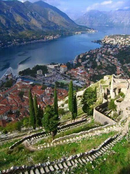 Kotor Montenegro.....DID IT!