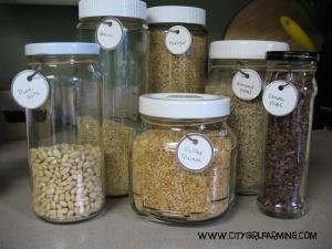 DIY Kitchen Labeling Made Super Simple