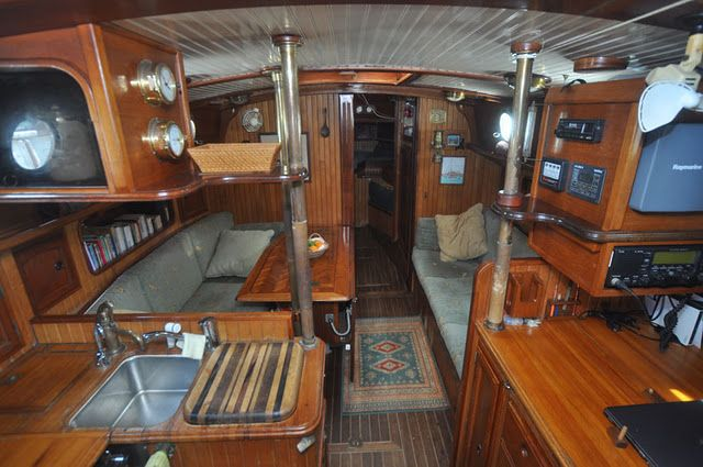 westsail 32 sailboats boats and anchorages pinterest the white interiors and love