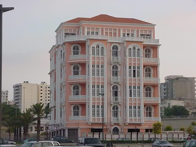 LEBANON, Beirut: Historical Downtown (Nejmeh Square)