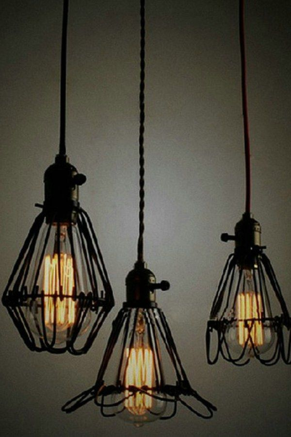 A Unique Collection Of Fun Vintage Style Industrial Lighting
