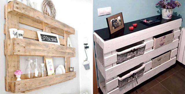 Zkuste si vyrobit nábytek z palet svépomocí i vy!