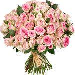 Livraison fleurs - Roses 'Mimi Eden' et 'Dinara'