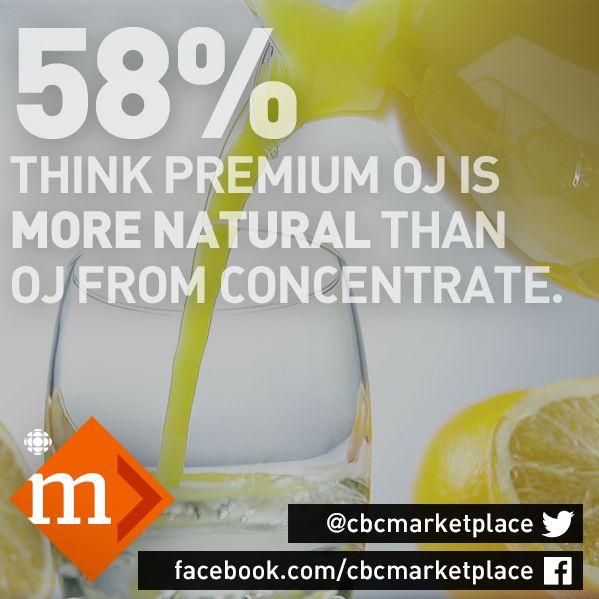"Is ""premium"" orange juice as natural as you think? Watch the episode, Juicy Secrets, here: https://www.youtube.com/watch?v=8e4CEm9yybo&index=24&list=PLeyJPHbRnGaZTZI0F1XULbRYigBjVltPd"