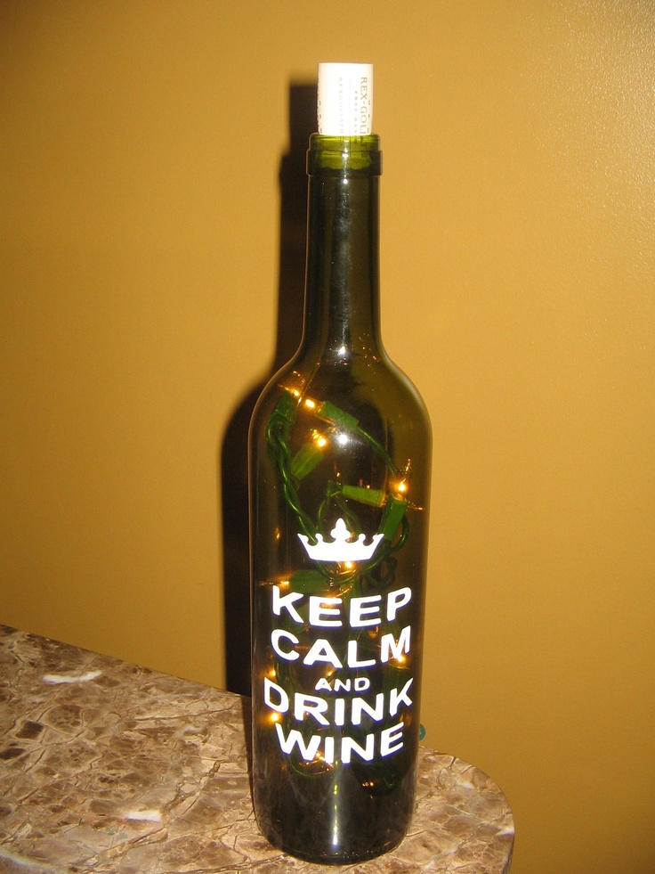 99 best images about fine wine on pinterest drinking for Decor drink bottle
