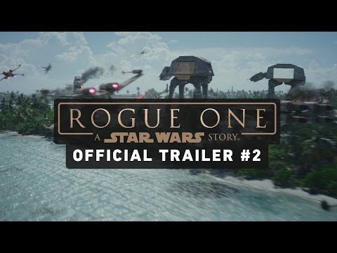 New Star Wars 'Rogue One' trailer rides the rebellion     - CNET #news #trends
