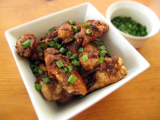 Home Skillet - Cooking Blog: Tsunami Wings