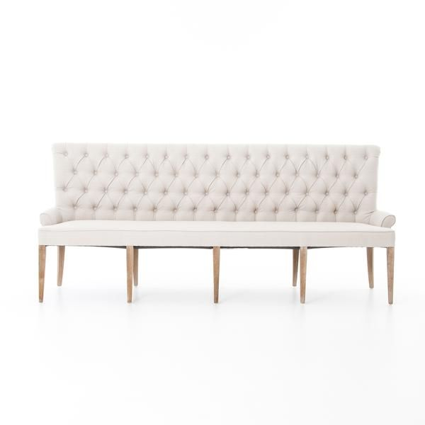 The Banquette Dining Bench