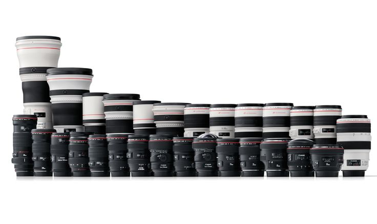 Canon Cinema EOS | Products: Lenses
