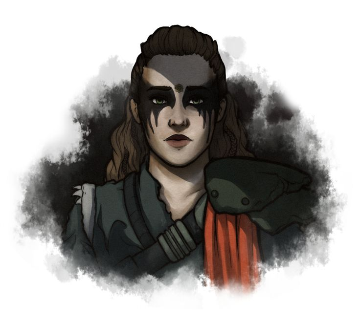 """Clexa FanArt Collection — critter-of-habit:     """"We'll welcome the new age..."""