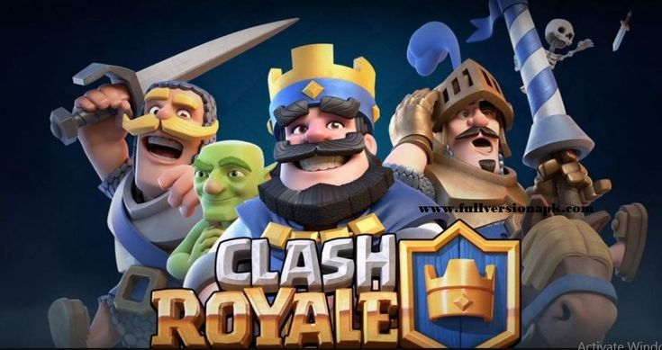 Clash Royale Apk Latest Verion 2.1.7 check on this link