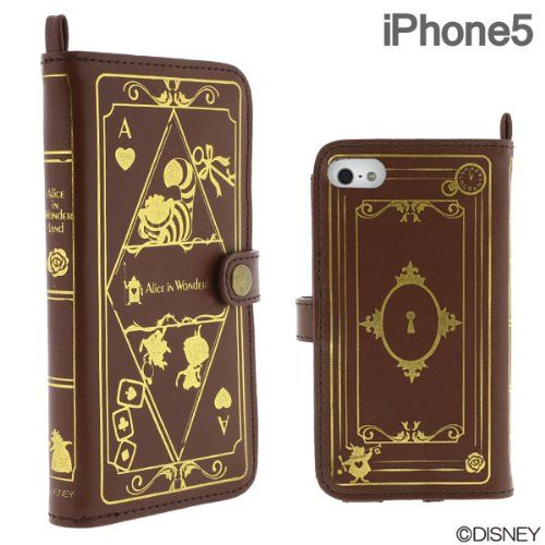 Old Book Case Disney Iphone : Amazon disney character old book case for iphone