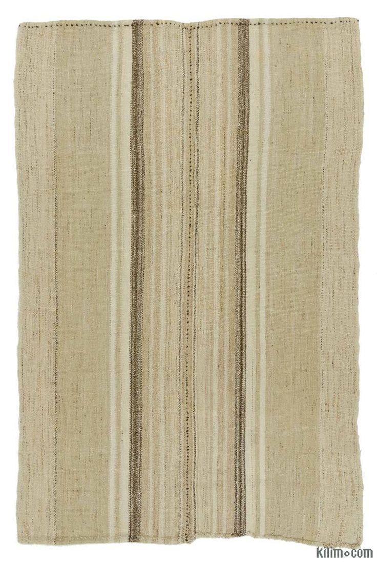 K0016116 Vintage Turkish Kilim Rug | Kilim Rugs, Overdyed Vintage Rugs, Hand-made Turkish Rugs, Patchwork Carpets by Kilim.com