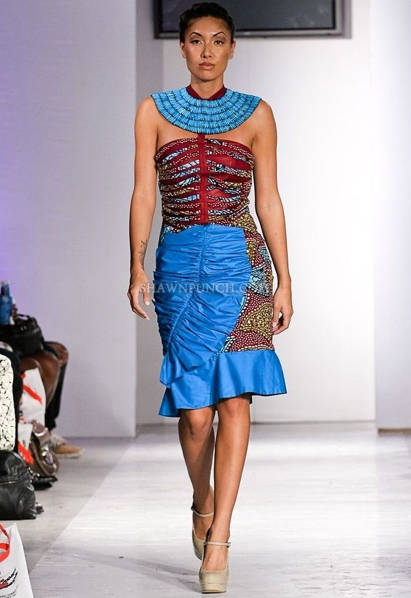 Different Latest African Fashion African Prints African