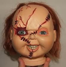 Image result for chucky makeup