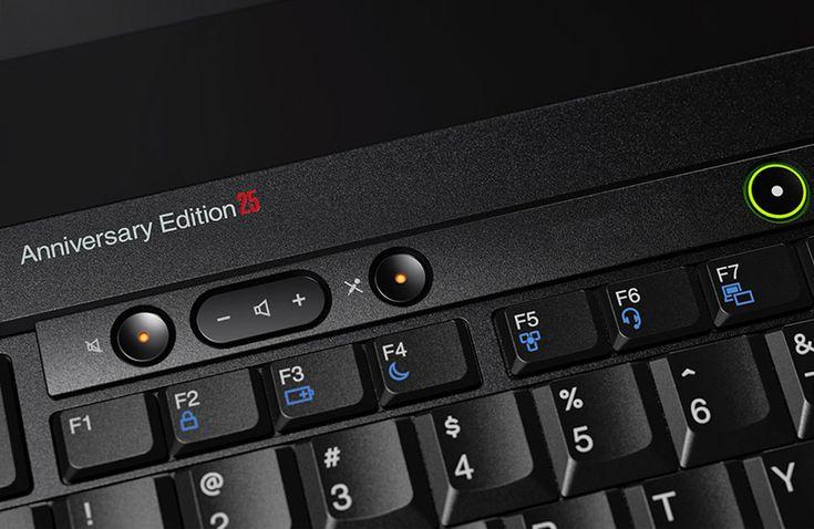 Die Business-Notebooks der ThinkPad-Reihe feiern ihr 25-jähriges Jubiläum – passsend dazu legt Lenovo mit demThinkPad 25 ein Sondermodell auf, das den klassischen Look der legendären Geräte mit aktueller Technologie kombiniert. Mitte der 90er Jahre galten die ThinkPads von IBM als … Weiterlesen