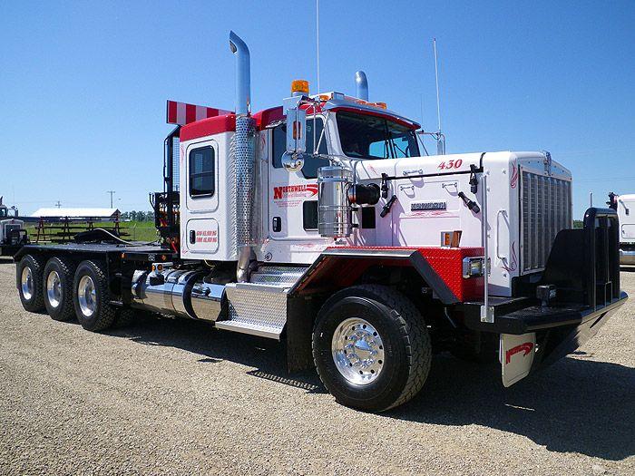 Semi Truck Oil : Best images about oilfield trucks on pinterest