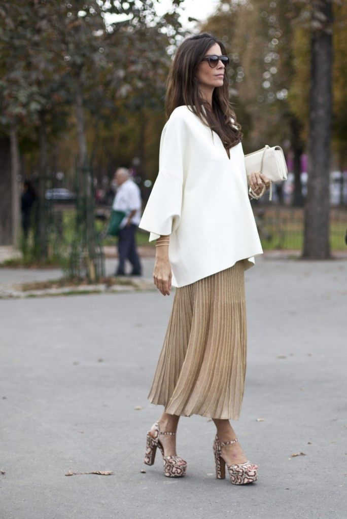 Inspiraciones de estilo cuando viene el fresquito…   El Blog de SecretariaEvento