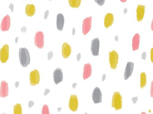 "Grafika z katalogu ""Paski i kropki""  - Cyrk kropki różowe http://cottonbee.pl/tkaniny/paski-i-kropki/8126-cyrk-kropki-rozowe.html"