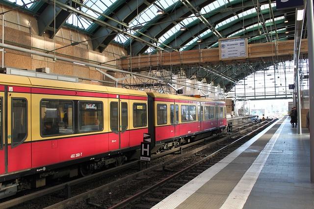 Berlin - Train Station