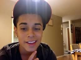 Cute Mexican Guy with a snapback