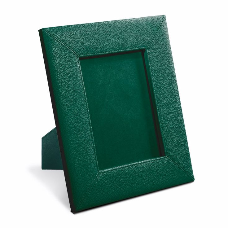 Photo Frame 13X18 Metal Plate  ~ Display your cherished images in these luxurious coloured Campo Marzio frames. Made in eco-leather,  these elegant A5 frames are not only for photographs but also to display original artwork, certificates or awards, letters, menus, and so on. #PhotoFrame #photo #frame #deskaccessories #deskoffice #office #perfectgift #ecoleather