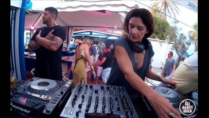 DAVINA MOSS at Bora Bora Ibiza [ full set ]  © AllaboutibizaTV