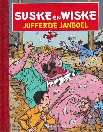 Suske en Wiske - Juffertje Janboel luxe - suskeenwiskeshop.com