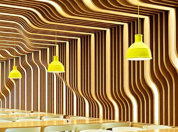 Feel Good, Work Well: At Astellas Pharma Europe | Projects | Interior Design
