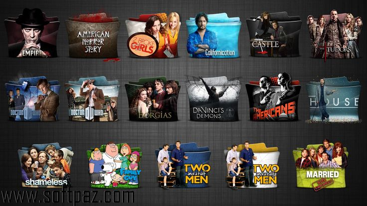 Download TV Series Icon pack 7 windows version. You can get it from Softpaz - https://www.softpaz.com/software/download-tv-series-icon-pack-7-windows-68833.htm for free. High speed servers! No waiting time! No surveys! The best windows software download portal!