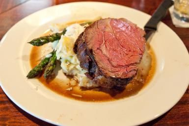 Perfectly roasted prime rib - Flickr4Jazz / Flickr