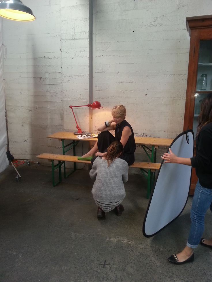 Lights, camera, action! Behind the Scenes, Spring/Summer 14 with Ziera Shoes #ZieraShoes #womensfashion #springsummer14