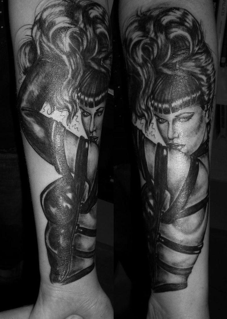 17 best images about tattoos i like on pinterest demon tattoo tank girl and joker tattoos. Black Bedroom Furniture Sets. Home Design Ideas