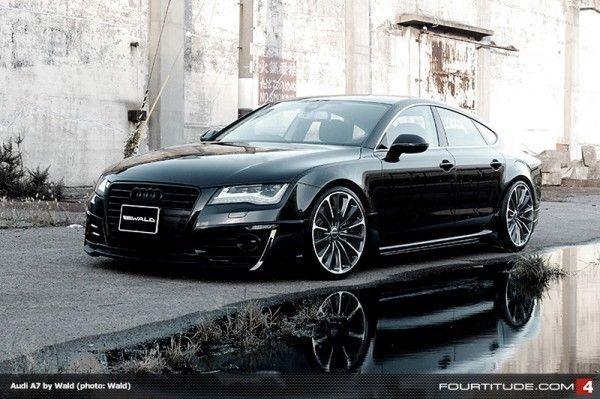 Audi A7...