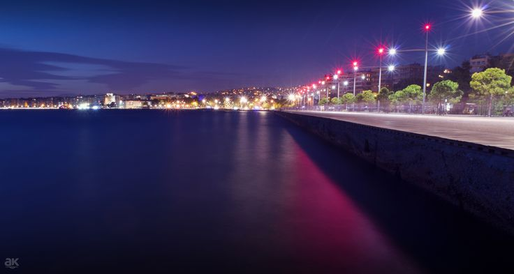 Seafront of Thessaloniki by Angelo Knf (Konofaos) on 500px