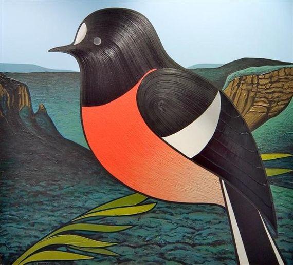 Don Binney, Katoomba Fatbird